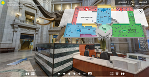 Satisfy your museum and exhibition cravings with these virtual tours
