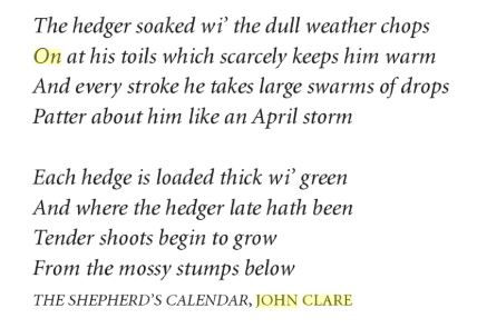 Hedging JohnClare Shepherds Calendar.JPG