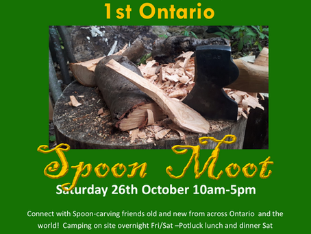 1st Ontario SpoonMoot at Mount Wolfe Farm!