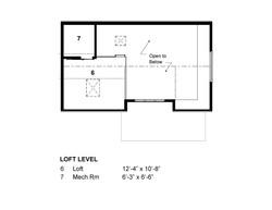 1801- PLAN Loft