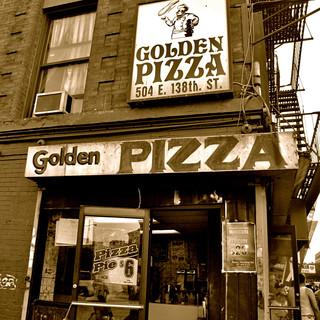 Golden Pizza