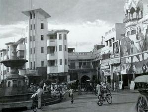 H.C. Sen Clinic + I.M.H. Press (Shankar Terrace)