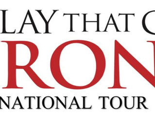 Evan to star in the 1st National Tour of The Play That Goes Wrong!