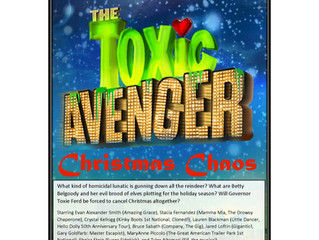 The Toxic Avenger: Christmas Chaos