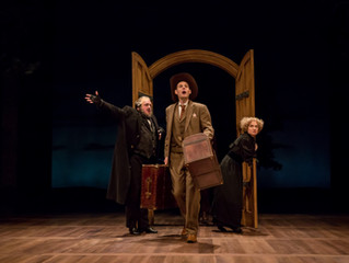 Five Questions w/ Evan Alexander Smith! (Baskerville at Cincinnati Playhouse in the Park)