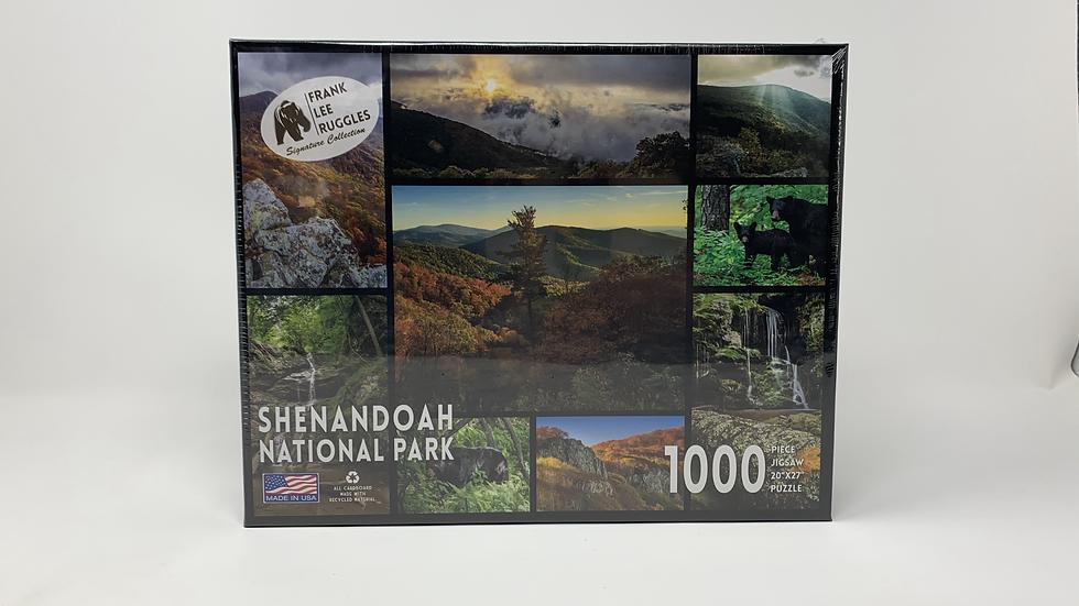 Shenandoah National Park- 1000 Piece Puzzle