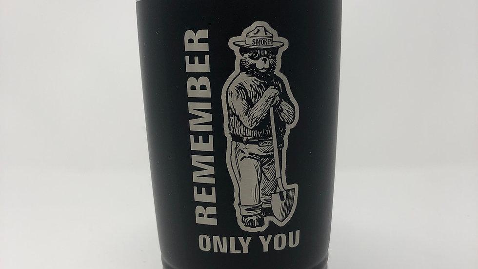20 oz Licensed Smokey Bear Coffee Tumbler