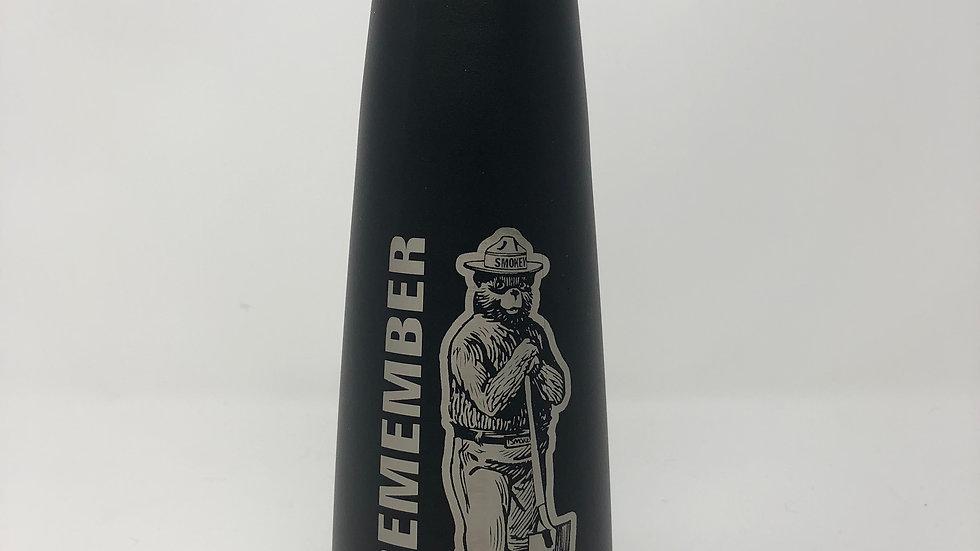 17 oz Licensed Smokey Bear Fashion Water Bottle