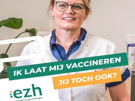 Ik laat me vaccineren, u toch ook?