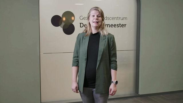 Diëtist Maaike Aarnink laat zich vaccineren. Jij toch ook?