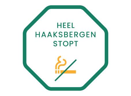 Campagne 'Heel Haaksbergen Stopt!' van start