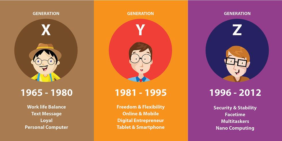 Conferentie: de kracht van de generaties
