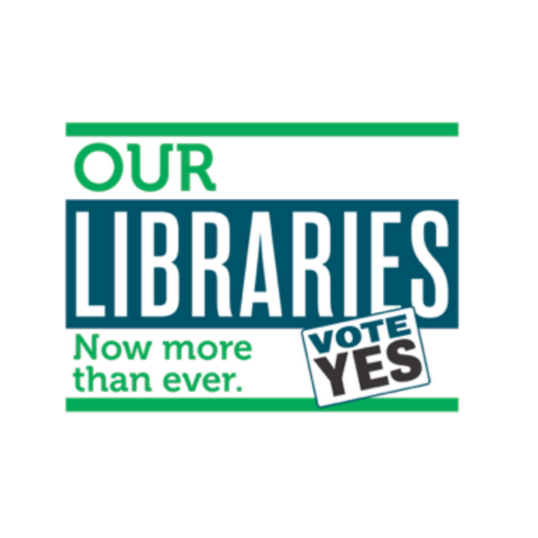 Yes for Our Libraries!