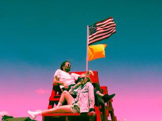 90's California Photoshoot