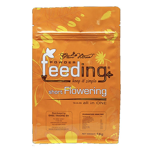 Short Flowering 1kg