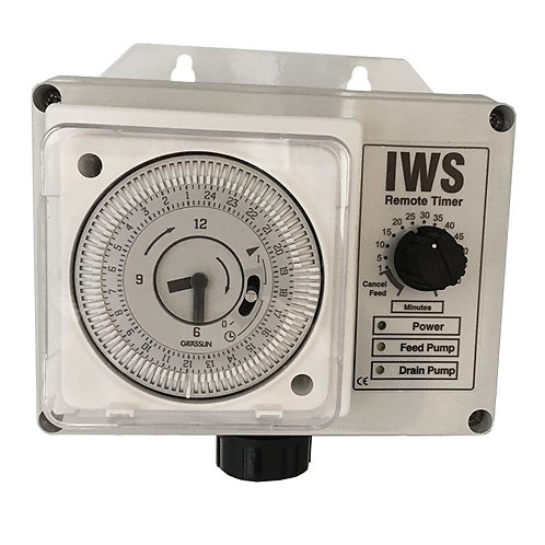 IWS Remote Timer