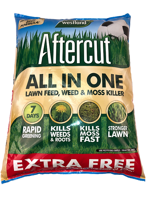 Aftercut Weed, Feed and Moss Killer
