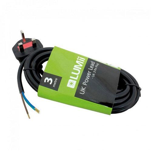 Lumii 3m Power Lead
