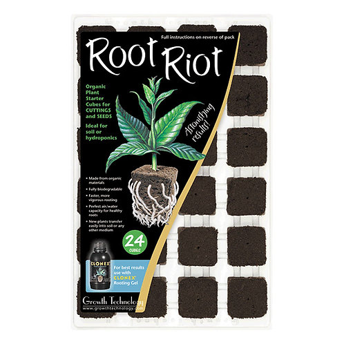 Root Riot Sponges