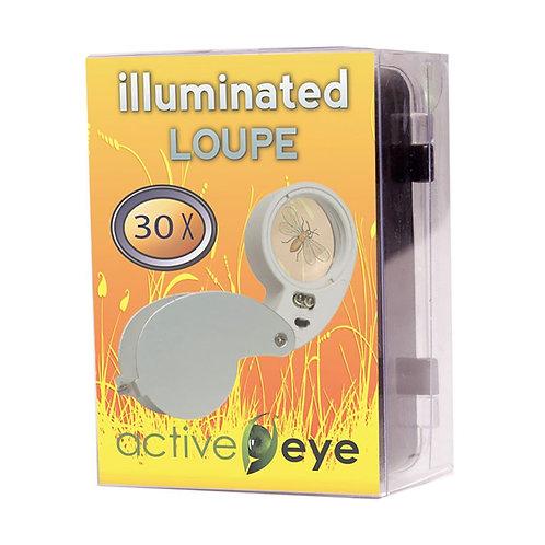 Active Eye Jeweller's Loupe 30x