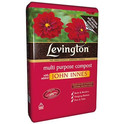 Levington Multi-Purpose Compost with John Innes