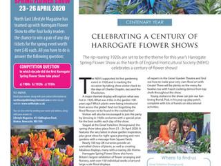 WIN tickets to the Harrogate Flower Show