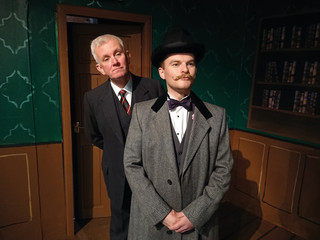 Agatha Christie's Black Coffee at the People's Theatre