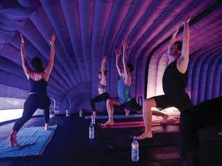 Hot Stuff - Hotpod Yoga Newcastle