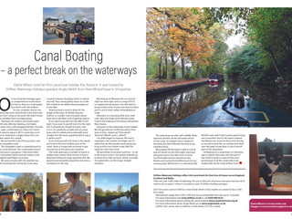 Canal Boat Holidays - The Perfect Getaway