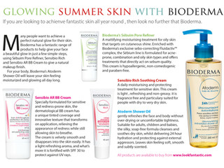 Get amazing summer skin with Bioderma