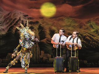 Its an open book - The Book of Mormon comes to the Sunderland Empire