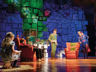 Roald Dahl's Matilda -A revoltingly good show at The Empire, Sunderland