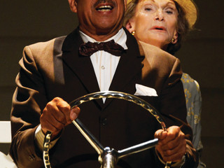 Driving Miss Daisy at the Theatre Royal Newcastle