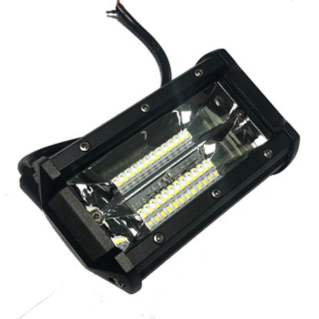 Светодиодная фара A31-72-S-D (рассеянный свет). Комплект - 2 шт.