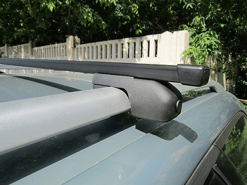 Багажник для автомобиля под автобокс (кофр)