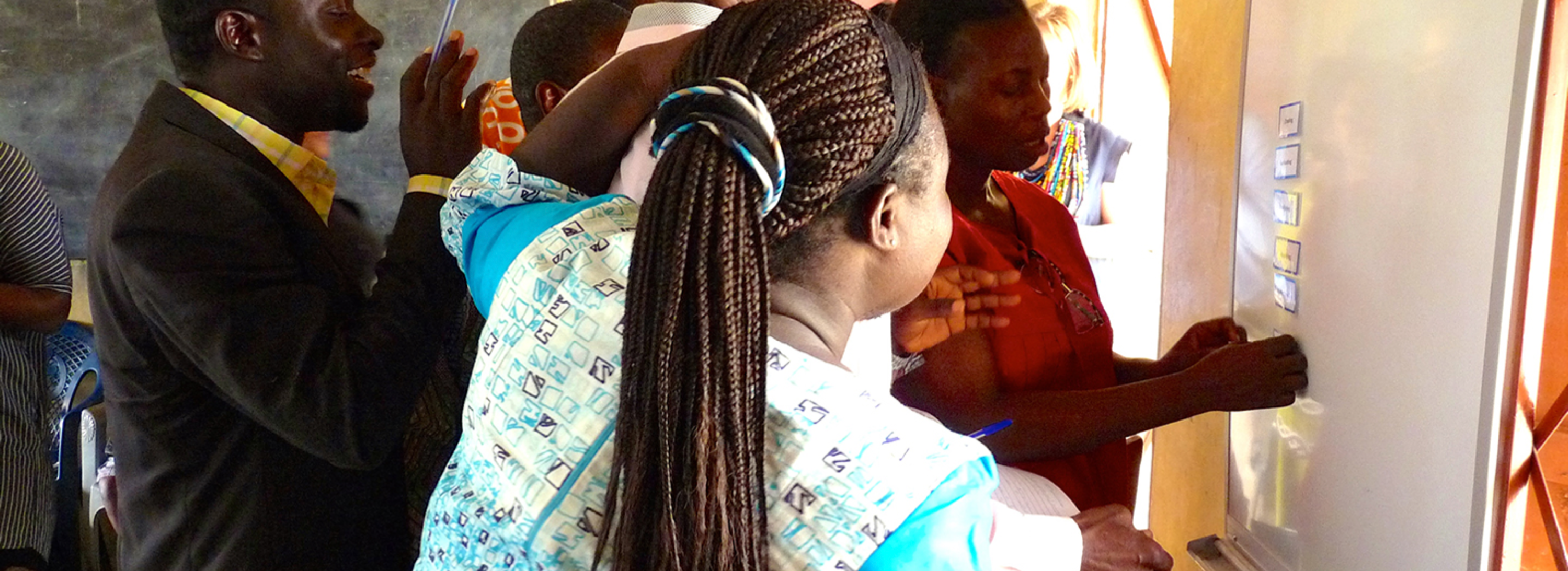 """""""Can Technology and a New Way of Teaching Help Ghana's Schools?"""" The Kernel by the Daily Dot"""