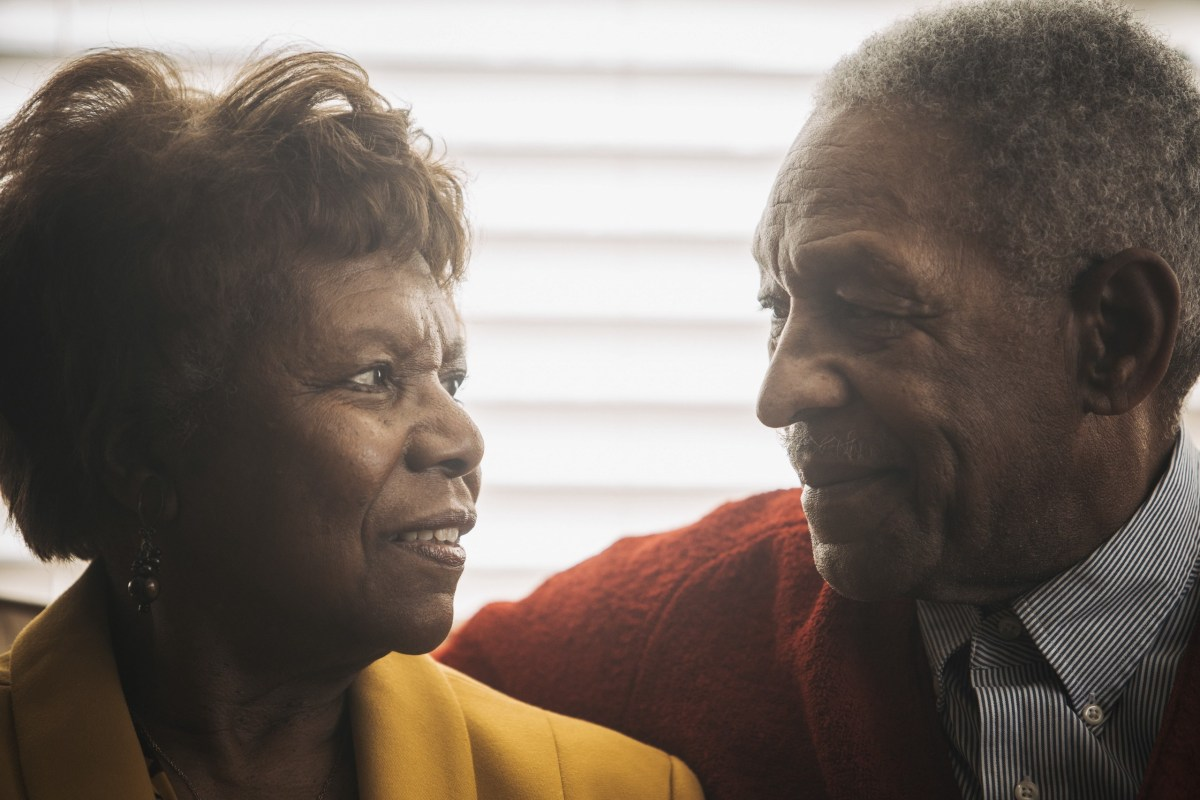 Black love: Life is (still) good for Emma and Thomas Trass, MLK50