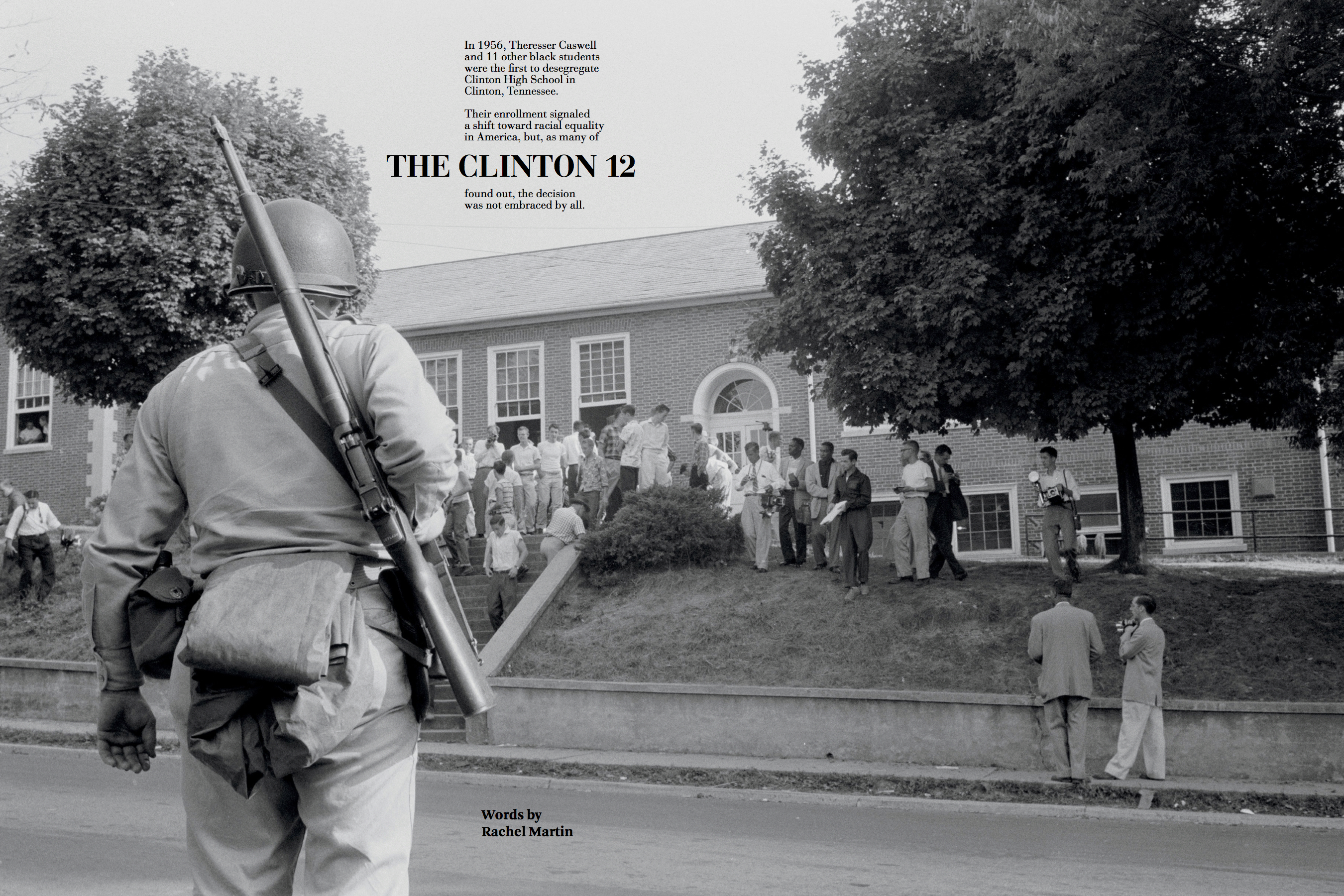 """""""The Clinton 12,"""" US of America"""