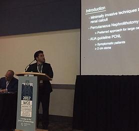 Dr.Rafael Sakata Cirurgia Robotica Congresso Mundial Canada