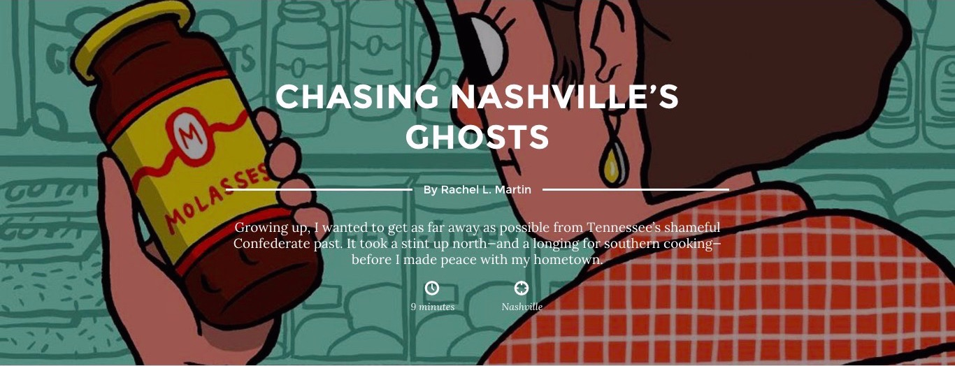 """Chasing Nashville's Ghosts,"" Narratively"