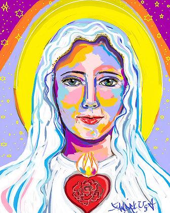 Arte Sacra de Sandra Uga
