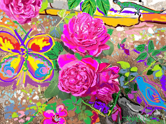 Série Flores para alegrar os ambientes