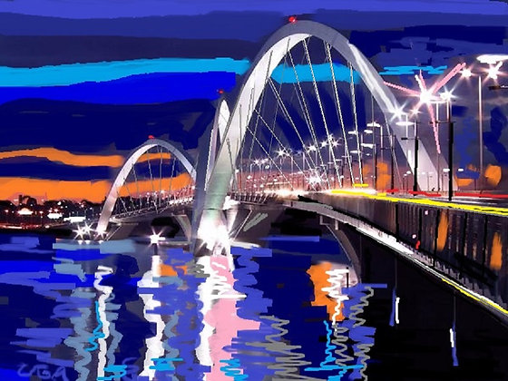 Pintura em Canvas by Sandra Uga