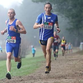 BK Veldloop Masters: Titels voor Maria Vranckx en Stefan Rens !