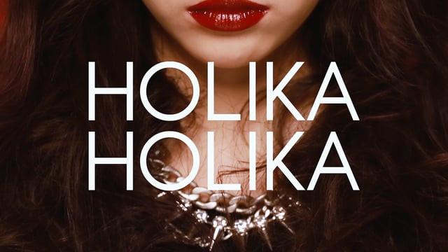 HOLIKA HOLIKA LIP CO NIC 광고영상