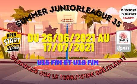 Summer Juniorleague 35