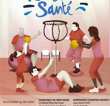 BASKET SANTE A CHARTRES DE BRETAGNE