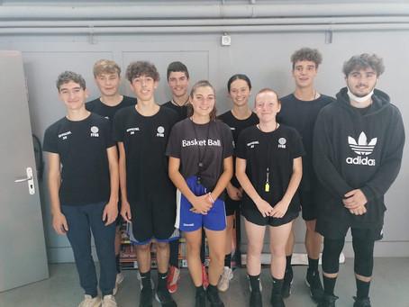 👏 19 jeunes arbitres reçus à l'examen départemental