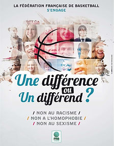 Affiche une difference ou un differend.j