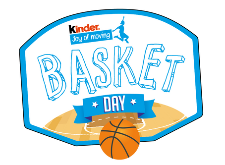 """""""Kinder Joy Of Moving Basket Day"""""""